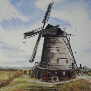 Krs. Stuhm Windmühle Kopie